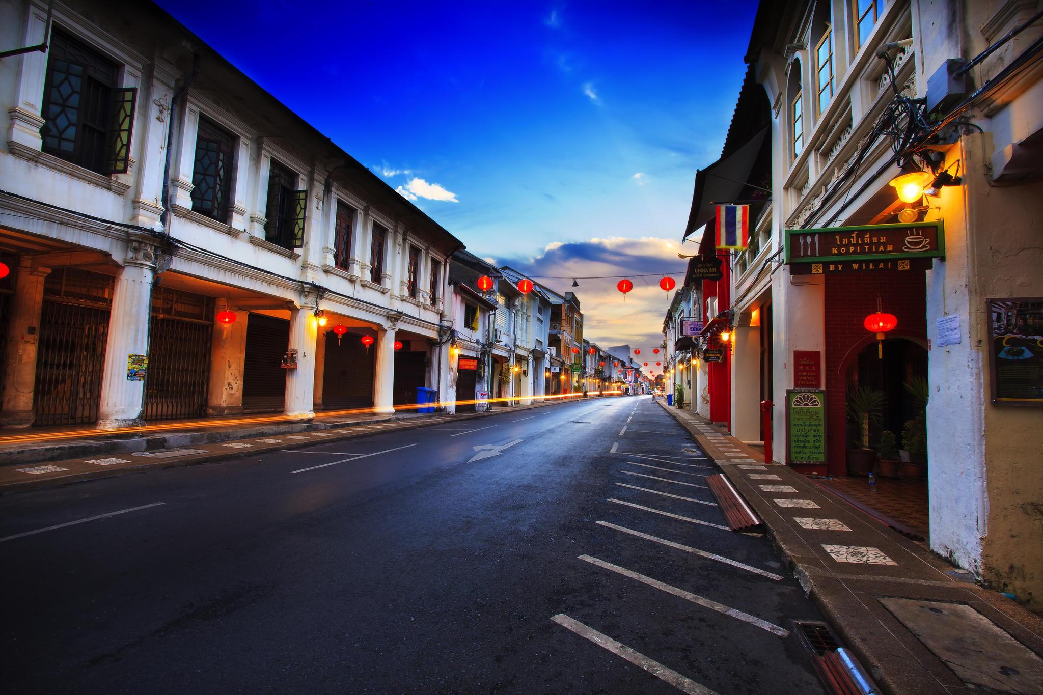 Phuket Town – Phuket – Thailand  Thailand Tourist Information